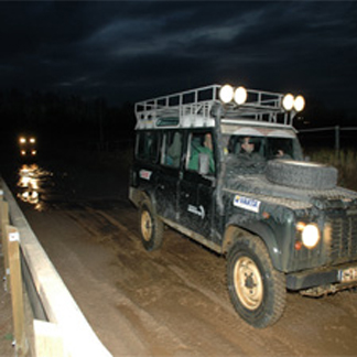 OFFROAD NIGHT DRIVING CAMP Köln