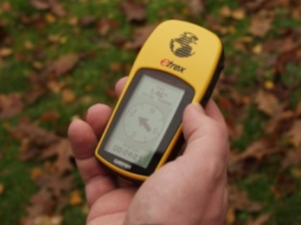 GPS Geocaching & Spurensucher