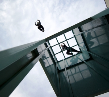 Workshop Freerunning & Parkour