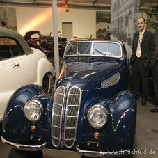 60er Jahre Cadillac Party im Oldtimermuseum