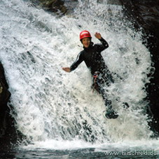 Canyoning Adventure Tirol