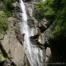 Ötztaler Outdoor Parcours, Canyoning & Wildwa