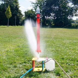 Rocket Science Wasserraketenbau