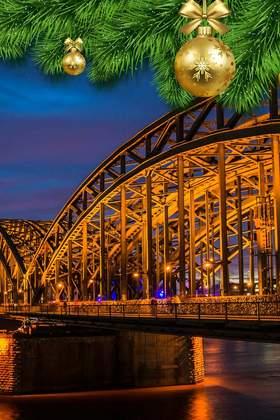 Weihnachtsfeier in Nordrhein-Westfalen