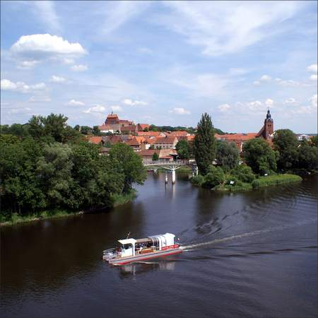 PonTOM®-Tour auf der Havel