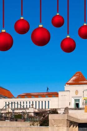 Weihnachtsfeier in Darmstadt und Umgebung
