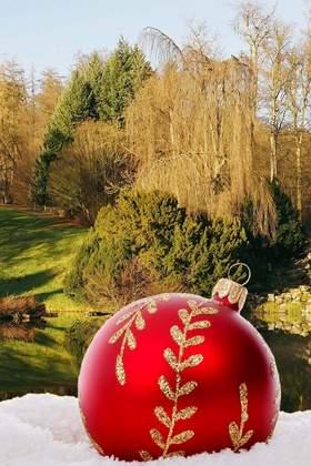 Weihnachtsfeier in Nordhessen