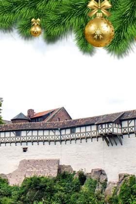 Weihnachtsfeier in Thüringen