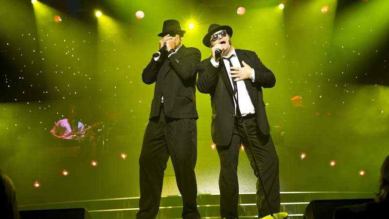 Blues Brothers-Show