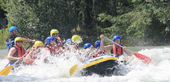 Rodeln & Isar-Rafting in Bad Tölz