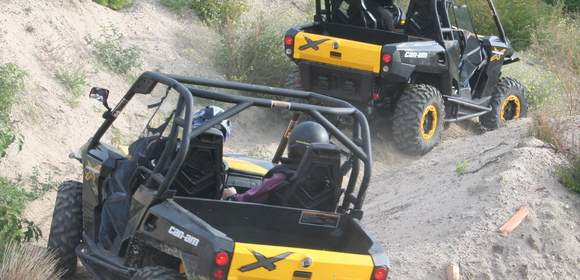 Buggy- und Quad-Teambuilding-Experience