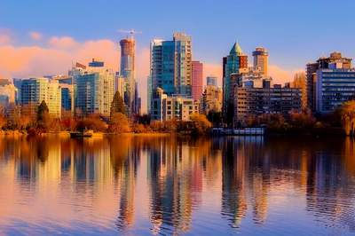 Incentive Reise Kanada Vancouver