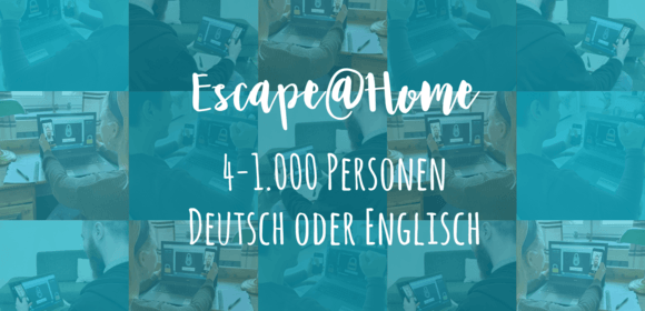 Teamevent im Home-Office - Online Escaperoom