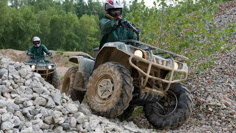 Offroad-Bachelor-Tour mit Quad & Buggy