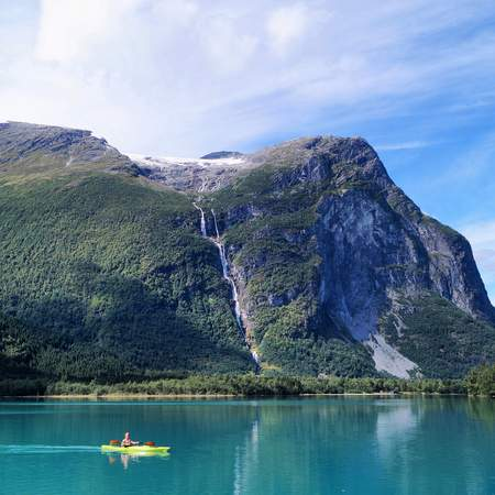 Incentive-Reise Norwegen
