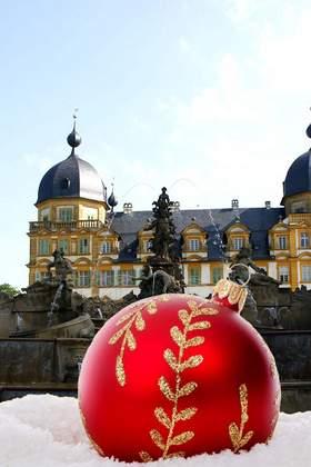 Weihnachtsfeier in Oberfranken