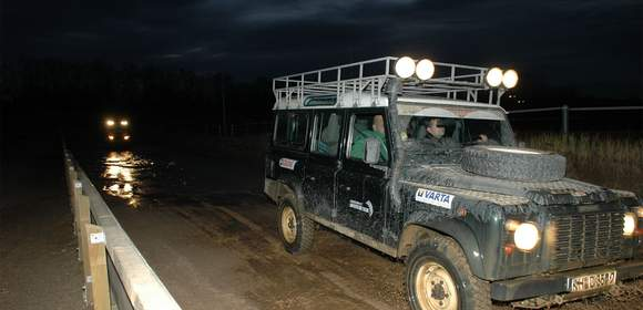 Offroad Night Driving Camp Stuttgart