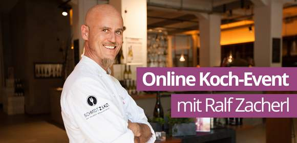 Ralf Zacherl Koch-Event