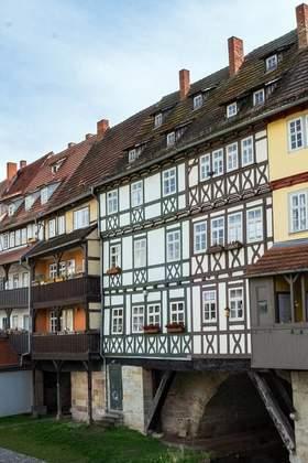Rahmenprogramm in Erfurt und Umgebung