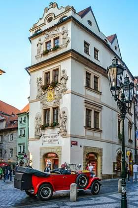 Incentive Reise nach Prag
