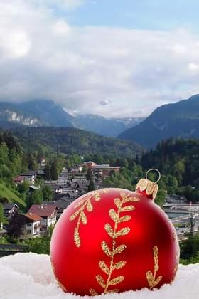 Weihnachtsfeier im Berchtesgadener Land - Chiemgau