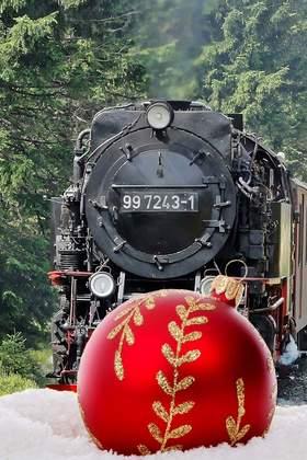 Weihnachtsfeier im Harz