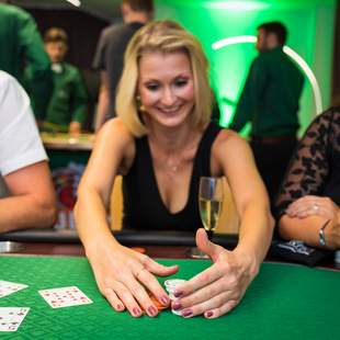 Pokerturnier - Charity-Event - Texas Holdem
