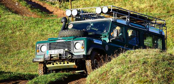 OFFROAD CAMP Westerwald