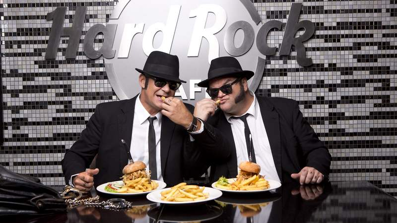 Blues Brothers-Double-Show