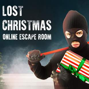 Online Escape Game | LOST CHRISTMAS