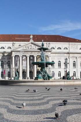 Incentive Reise nach Lissabon