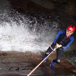 Canyoning Sporty