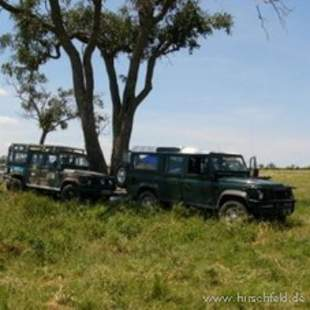 Land Rover Adventures Botswana