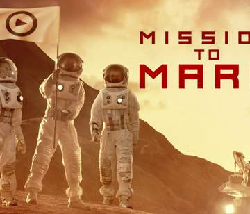 Mission to Mars - Online Teambuilding
