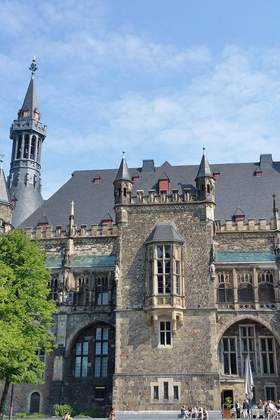 Rahmenprogramm in Aachen und Umgebung