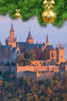 Weihnachtsfeier in Baden-Württemberg