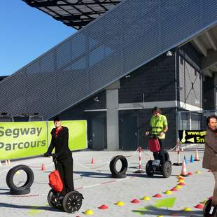 Segway-Action-Parcours NRW