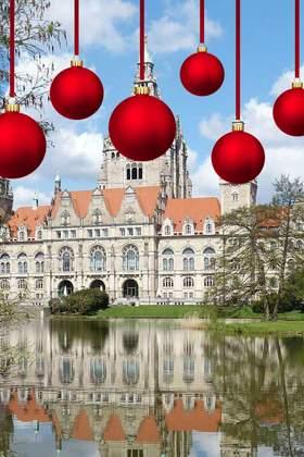 Weihnachtsfeier in Hannover und Umgebung