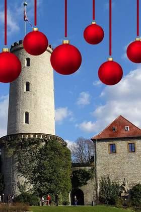 Weihnachtsfeier in Bielefeld und Umgebung