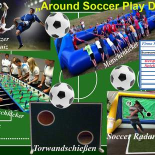 EM Event, WM Event, Fussball Event