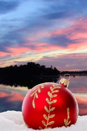 Weihnachtsfeier im Havelland