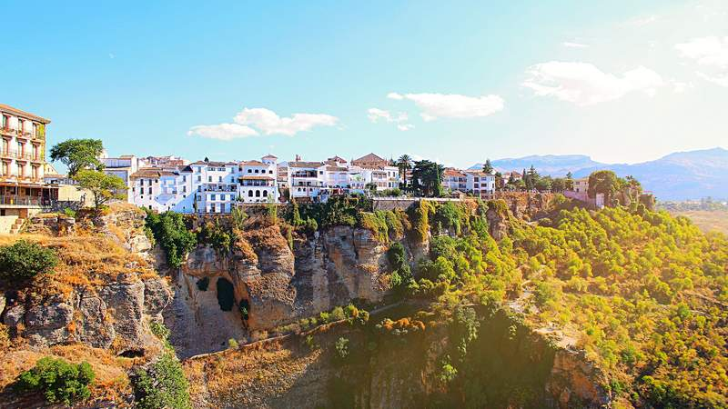 Incentive Reise Andalusien