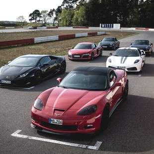 Motorsport Incentive bei Berlin