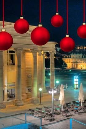 Weihnachtsfeier in Stuttgart und Umgebung