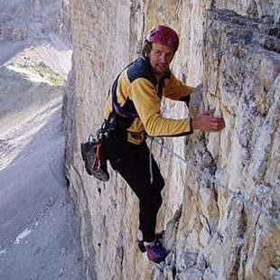 Blind Climber Andy Holzer als Referent