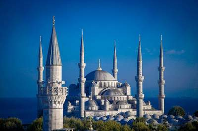 Incentive Reise Türkei Istanbul Kathedrale
