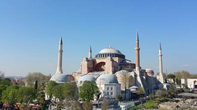 Incentive Reise Gruppenreise Türkei Istanbul Cami am Tag