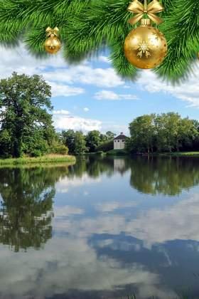 Weihnachtsfeier in Sachsen-Anhalt