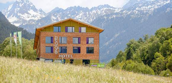 Green Meeting im Explorer Hotel Montafon