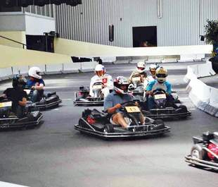 Kart-Teamevent2